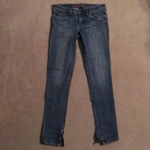 Size 5 Dollhouse Skinnies